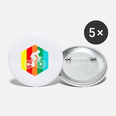 Cyclist cyclist - Small Buttons