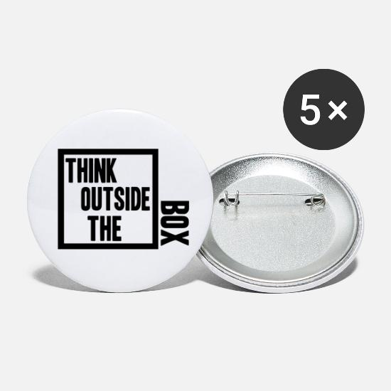 Think Buttons - Intelligent - Small Buttons white