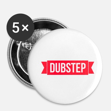 Dubstep dubstep - Spilla piccola 25 mm