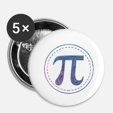 Pi pi - Badge petit 25 mm