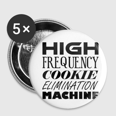 Frequency High Frequency Cookie Elimination Machine - Buttons small 25 mm