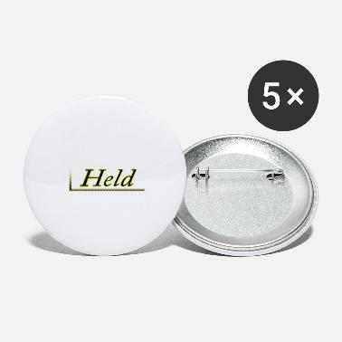 Held Held - Buttons klein