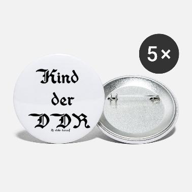 Ostalgie Child of the GDR, sayings, Ostalgie, - Small Buttons