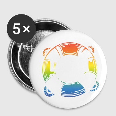 LGBT - Buttons small 25 mm