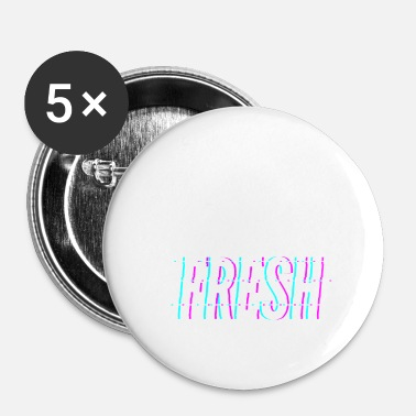 Ultra Ultra Fresh - Buttons/Badges lille, 25 mm