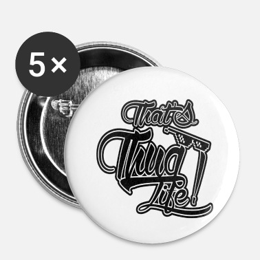 Expression expression tendance - Badge petit 25 mm