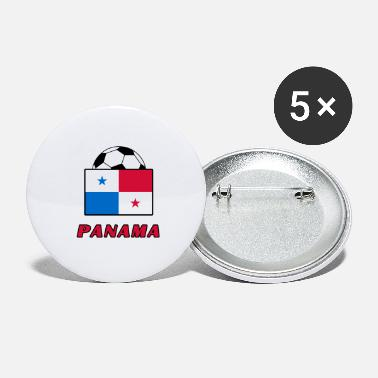 National Team PANAMA national team design - Small Buttons