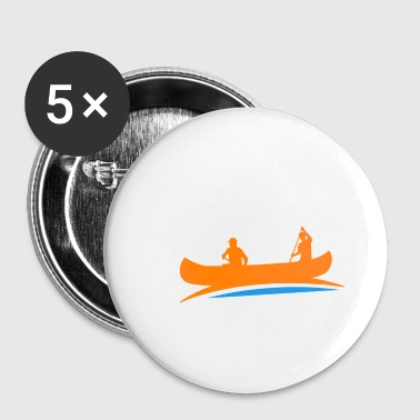 canoe - Buttons small 25 mm