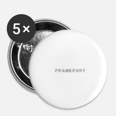Francfort Francfort - Badge petit 25 mm