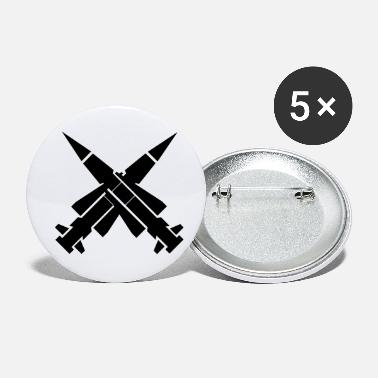 Navy Missile Man - Small Buttons