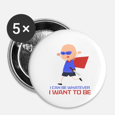 Enfants Enfants - enfants - Badge petit 25 mm