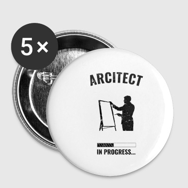 architect - Buttons small 25 mm