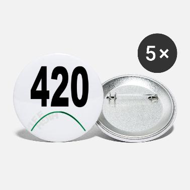 Coffeeshop 420 high life - Small Buttons