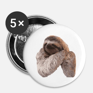 Sloth Sloth / Sloth - Buttons small 25 mm