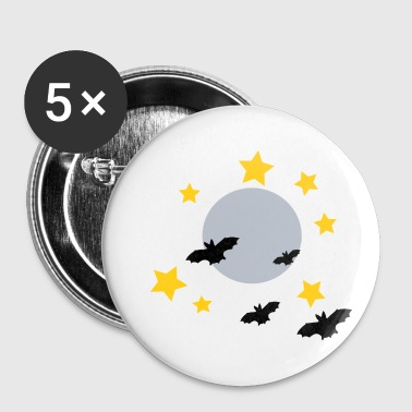 full moon - Buttons small 25 mm