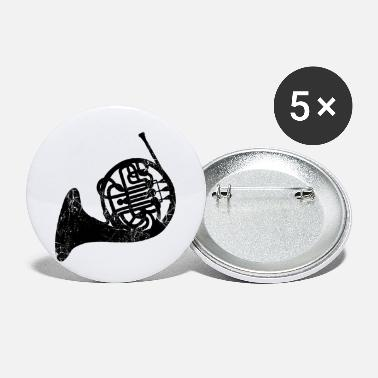 Horns horn - Small Buttons