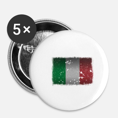 Italie Italie - Badge petit 25 mm