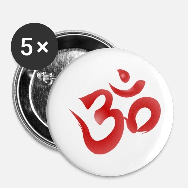 Om om - Badge petit 25 mm
