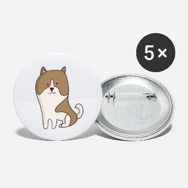 Puppy Puppy - Small Buttons