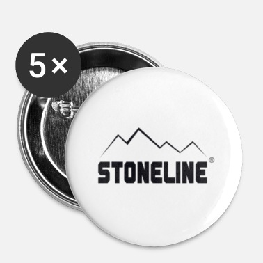 Stoner Stone Line - Badge petit 25 mm