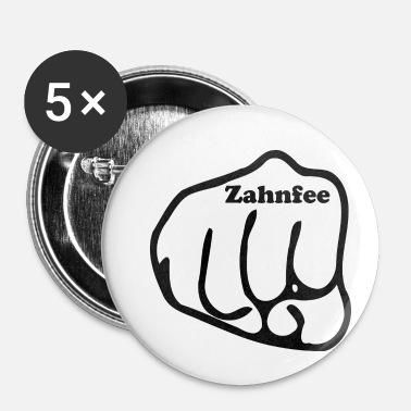 Coup De Poing poing - Badge petit 25 mm
