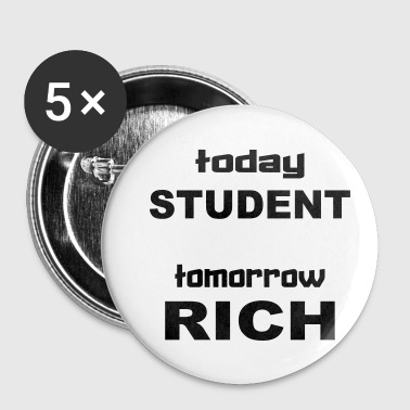 Student STUDENT - Buttons klein 25 mm