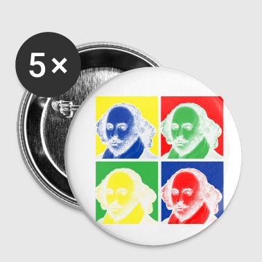 Shakespeare SHAKESPEARE - Buttons small 25 mm