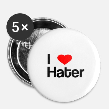 Hater +++ My Love Hater +++ - Spilla piccola 25 mm