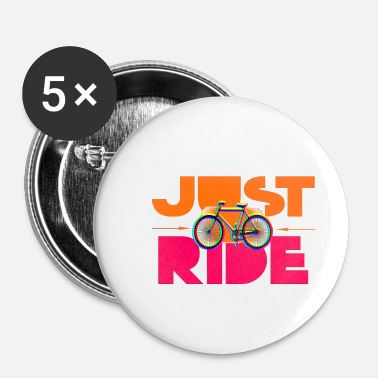 Just Just RIDE - Spilla piccola 25 mm