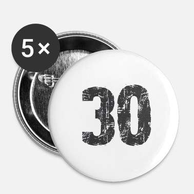 Nombre nombre - Badge petit 25 mm