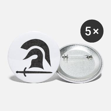 Warrior warrior - Small Buttons