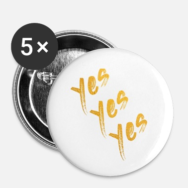 Yes Yes Yes Yes - Buttons small 1''/25 mm (5-pack)
