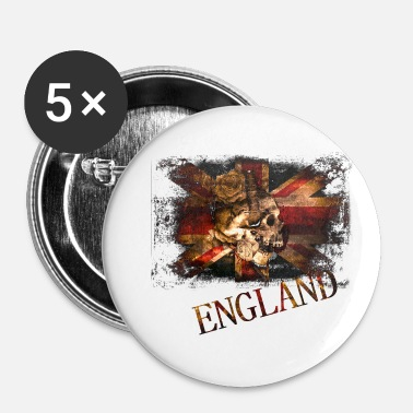 England England - Buttons/Badges lille, 25 mm