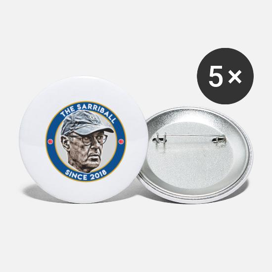 Chelsea Buttons - The SARRIBALL v6 - Small Buttons white