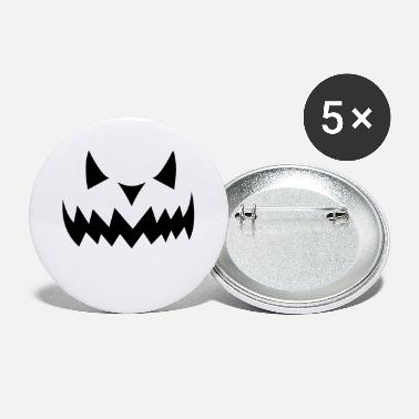 Halloween Face - Small Buttons