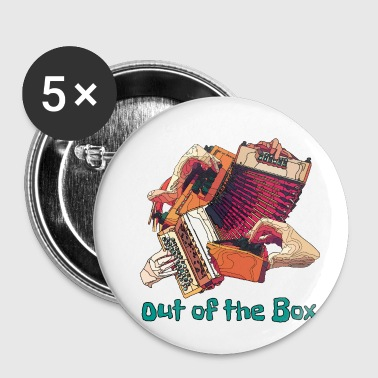 Celtic outofthebox - Buttons klein 25 mm