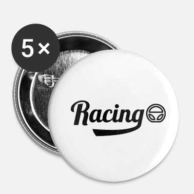 Motorsport Motorsport - Buttons klein 25 mm (5-pack)