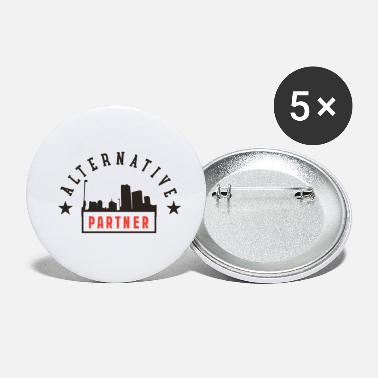 Alternatieve Alternatieve partner - Buttons klein