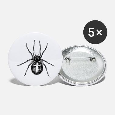 Spider halloween - Small Buttons