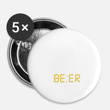 Champagne Funny alcohol saying gift Bier drinken partij - Buttons klein 25 mm