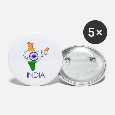 Indie india - Små buttons
