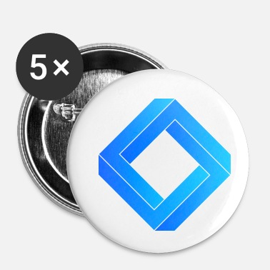 3d 3D - Badge petit 25 mm
