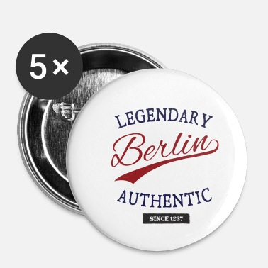 Legendariske legendariske berlin - Buttons/Badges lille, 25 mm