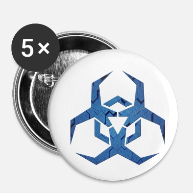 Virus virus - Badge petit 25 mm