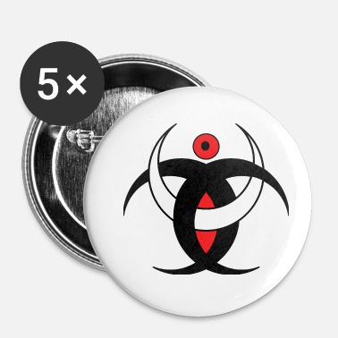 Tatoo tattoo - Badge petit 25 mm