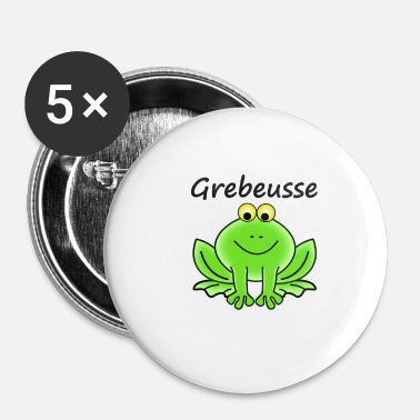 Comte Grebeusse - Badge petit 25 mm