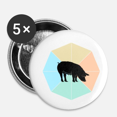Gris gris - Buttons/Badges lille, 25 mm