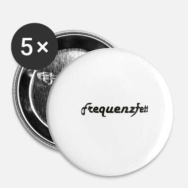 Frequency frequency fat - Buttons small 25 mm