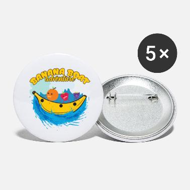 Banana boat - Small Buttons
