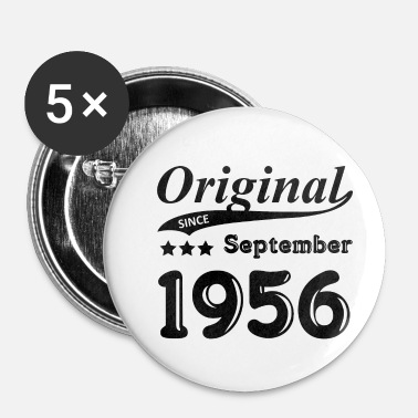 Since Cadeau de septembre 1956 - Badge petit 25 mm